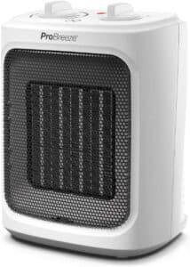 pro breeze mini radiateur céramique 2000w avis